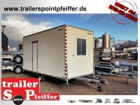 WM Meyer Bauwagen BW 1545/206 Speed WC Ausführung (...