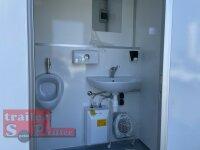 WM Meyer Bauwagen BW 1545/206 Speed WC Ausführung ( Extraraum ) Waschbecken, Toilette, etc