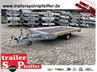 Eduard 1500 KG Multitransporter - Gebremster Einachser -...
