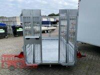 Pongratz PMT 300/16 T - Maschinentransporter - Baggeranhänger 300 x 165 - 3000 kg