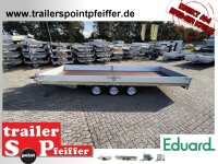 Eduard 3500 KG Multitransporter - Gebremster Tridem -...