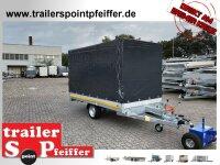 Eduard 1500 KG Multitransporter - Hochlader - gebremste...