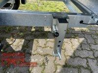 Eduard 1500 KG Rückwärtskipper - Gebremste Einzelachser - 2.6x1.5m - Ladehöhe:63 cm - 195/50R13 - Bordwände 30cm mit Auffahrrampen  Stützen und Aufsatzwände 40 cm