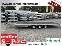 Eduard 3500 KG Multitransporter - Gebremste Tridem -...