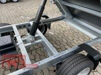 Saris K1 276 170 2700 2 E - 2700 kg Heckkipper - mit Elektropumpe