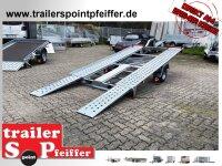 Pongratz L-AT 350 G-K (21) 1500 kg kippbarer Autotransporter
