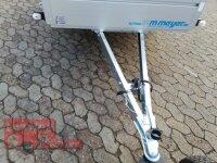 WM Meyer HZ 7525/126 ALU - Anhänger  ungebremst